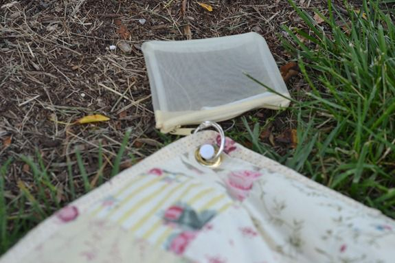 windproof picnic quilt