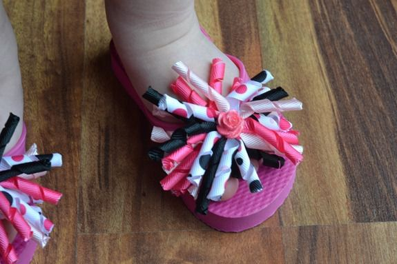 decorated flip flops (30)