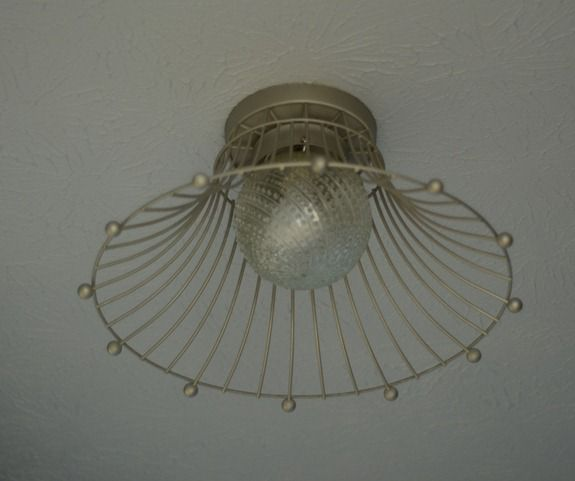 Industrial Wire Basket Light (19)