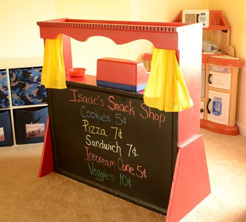 how to make a puppet theater (7)