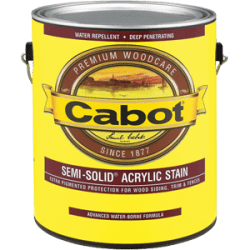 cabot semi-solid stain