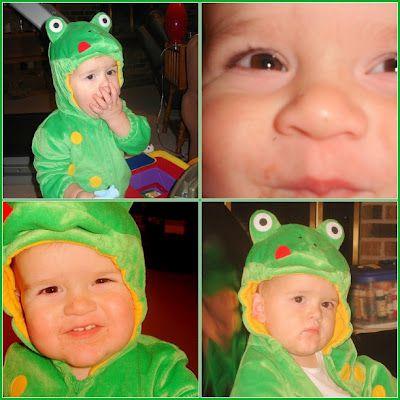 My Little Froggie