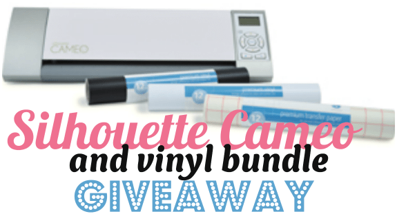 Silhouette cameo giveaway