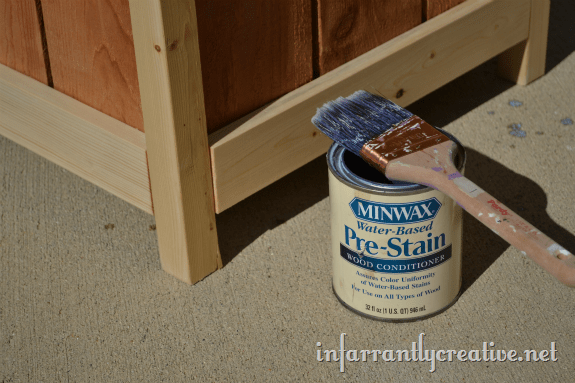 wood pre conditioner