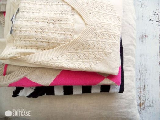 5 Ways to Upcycle an Old Sweater
