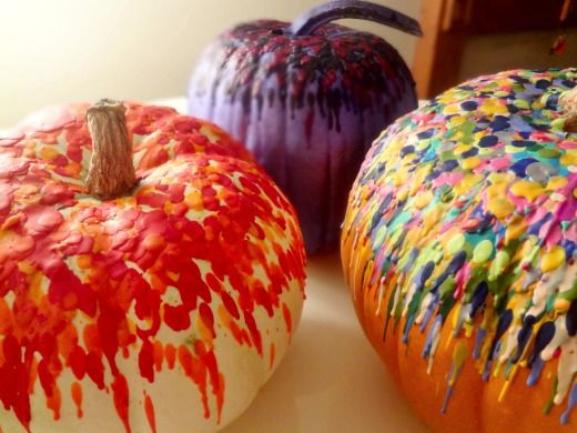 5 Ways to Decorate a Pumpkin