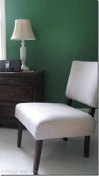 Cottage and Vine bedroom