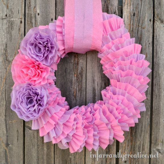 DIY_tissue_paper_wreath