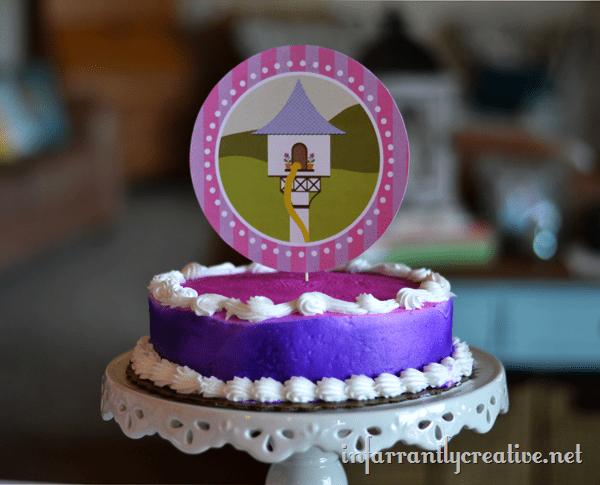 rapunzel-cake