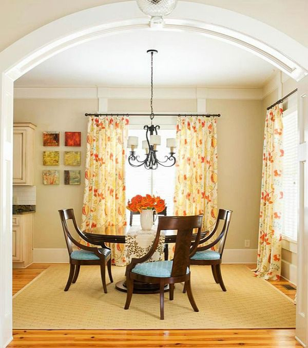One Dining Room Three Different Ways: 5 Ways To Get This Look: Casual Dining Room