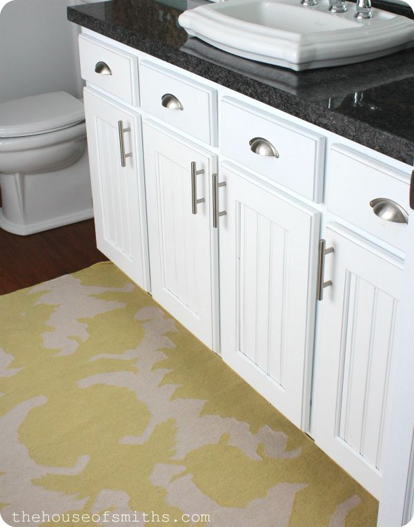 House of Smiths painting sink