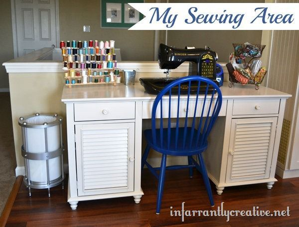 Sewing Machine Table Infarrantly Creative