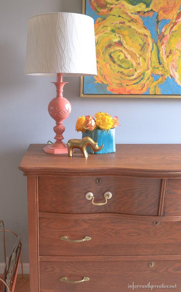 curvy serpentine dresser