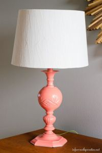 Coral & Gray Bedroom Makeover  ROOM REVEAL - Infarrantly ...