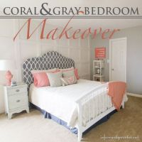 Coral Black And White Bedroom | Joy Studio Design Gallery ...