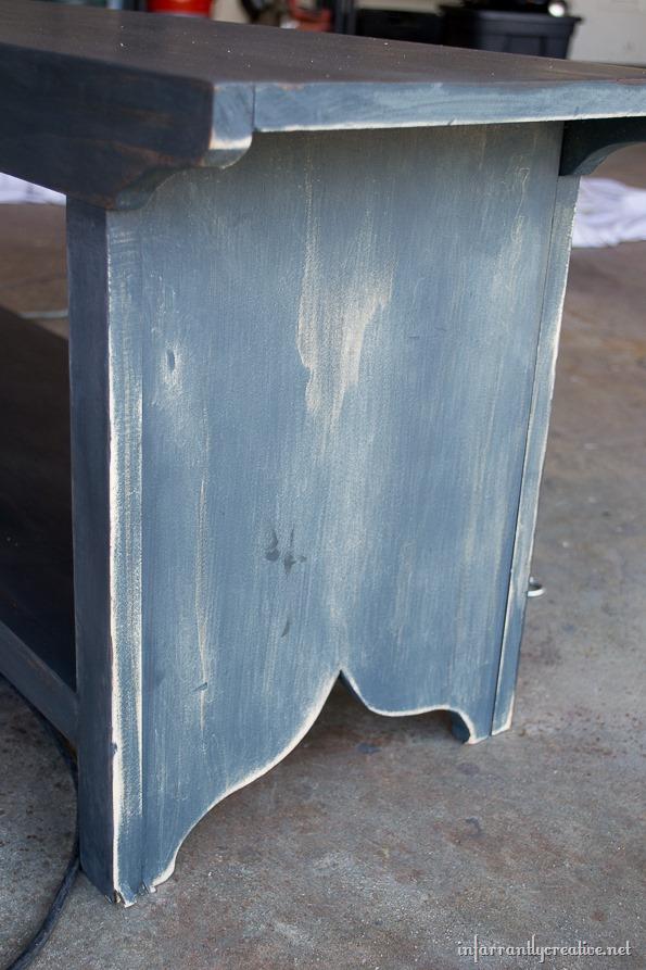 minwax charcoal gray