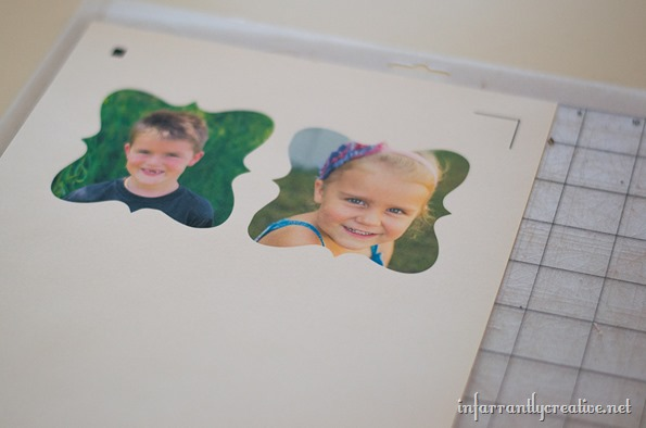 shaped pictures