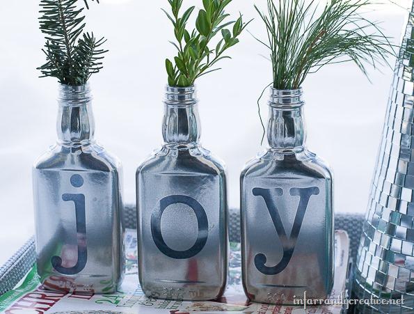 joy glass bottles