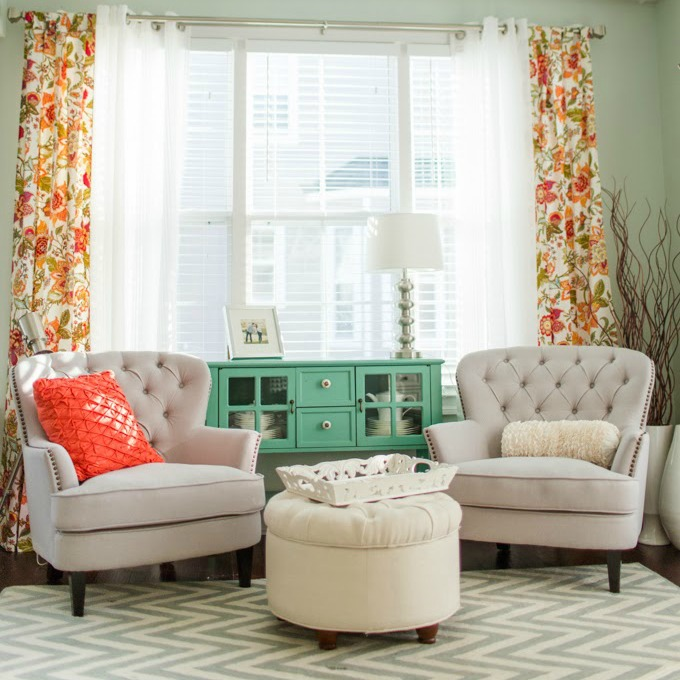 5 Ways to Get This Look Pretty Sitting Room  Infarrantly