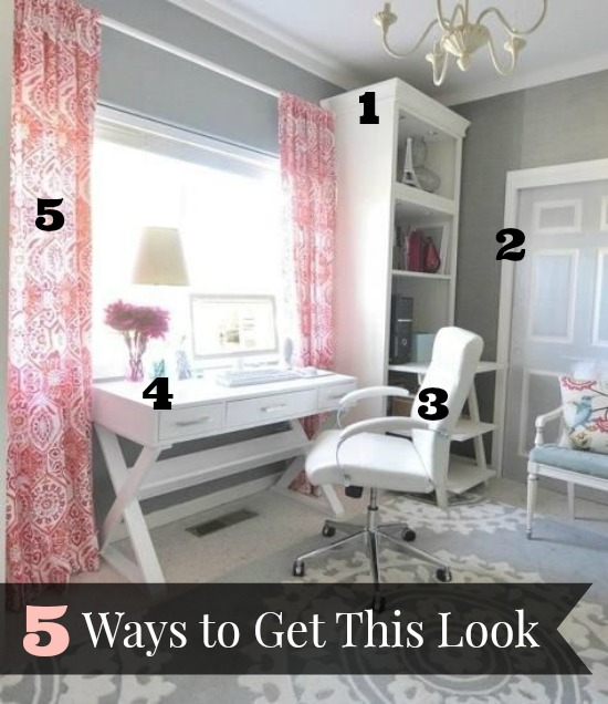 Ikea Show Room Innovation Inspiration Showrooms On Bedroom: 5 Ways To Get This Look: Pink And Gray Office Space