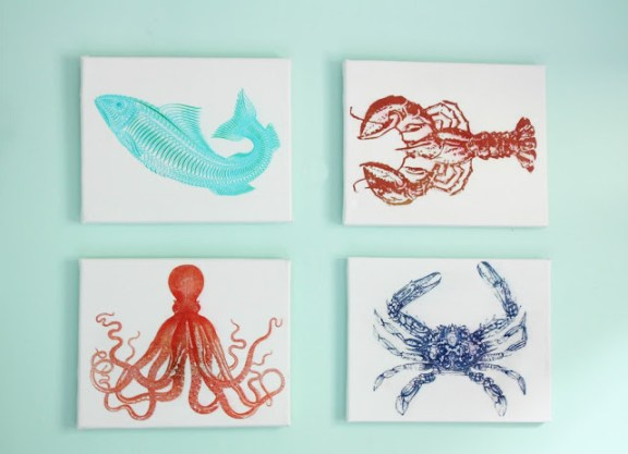 sea-life-canvas-art