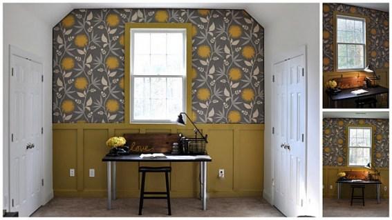 fabric-wallpaper-yellow-gray