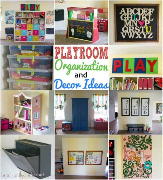 Playroom Reveal