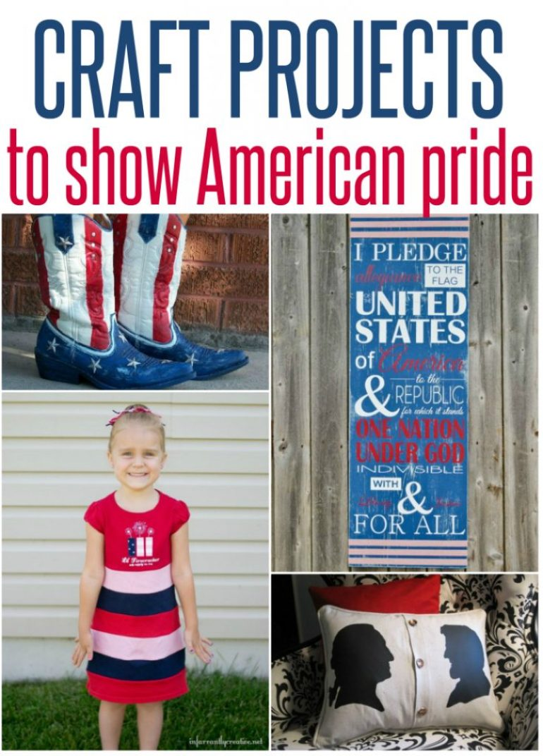 craft-projects-to-show-american-pride