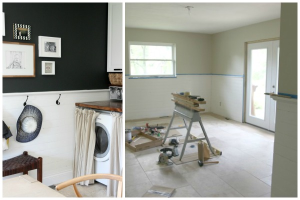 horizontal-wainscoting-before-after