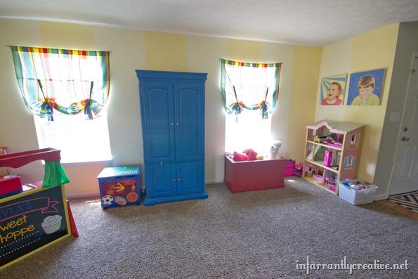 playroom decor