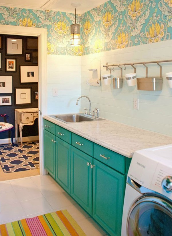 turquoise-laundry-room-inspiration