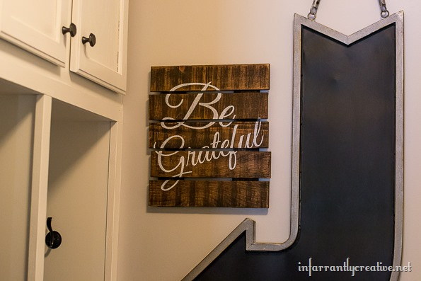 be grateful sign