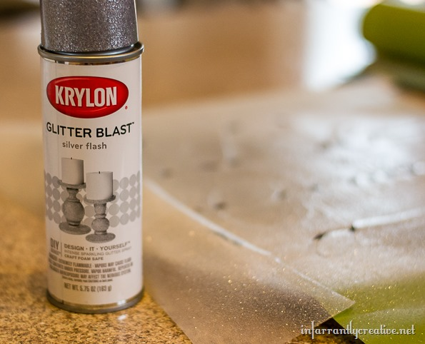 krylon silver flash