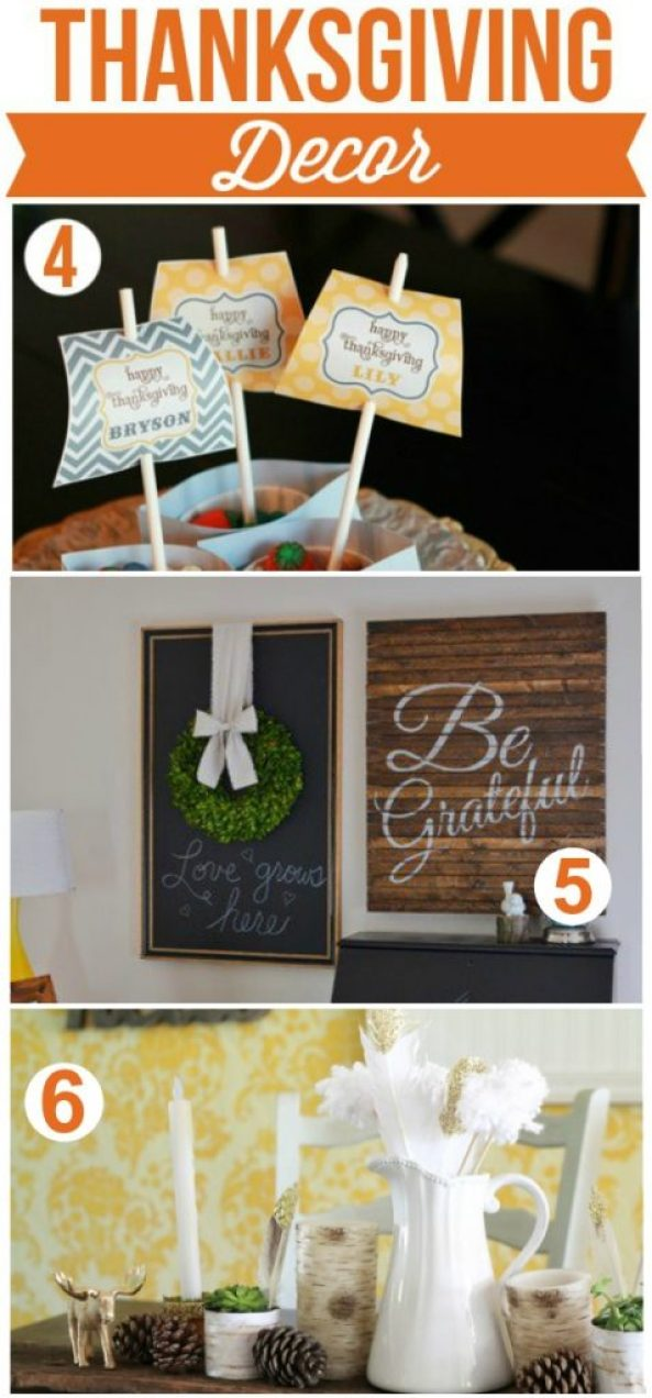 Thanksgiving ideas to make this year more memorable