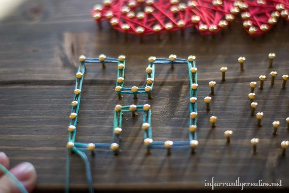 string art diy