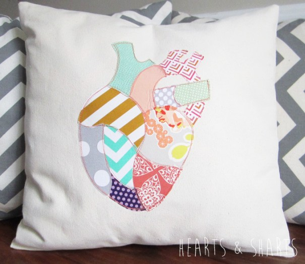 anatomical-heart-scrap-pillow