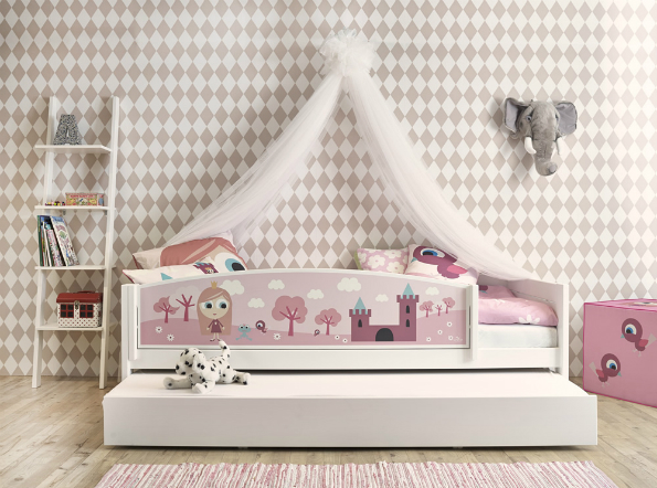 princess-trundle-bed