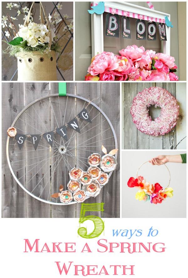 5-Ways-Spring-Wreath-DIY