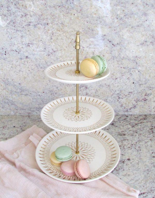 gold-pink-diy-dessert-stand