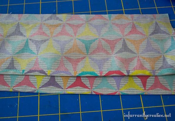 DIY bandana skirt tutorial