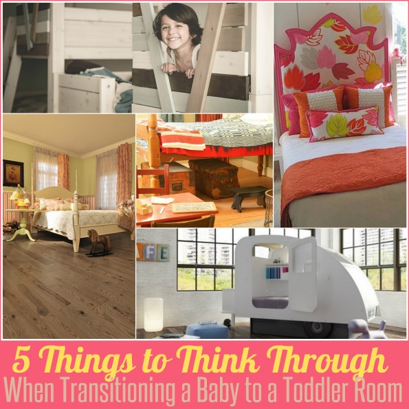 Transitioning a Baby to a Big Boy Room