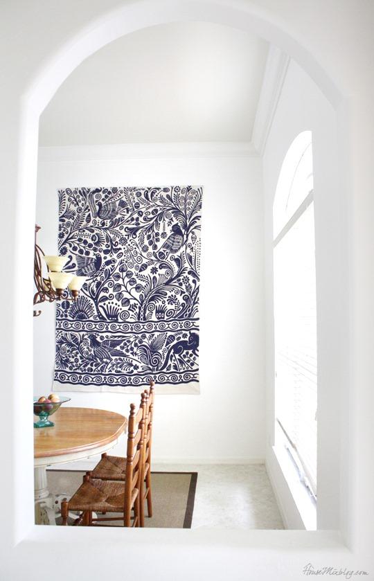 Rug as Wall Art
