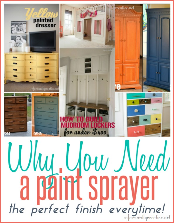paint-sprayer-projects