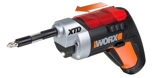 worx extended screwdriver