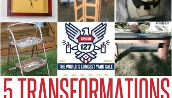 Krylon 127 Yard Sale - Infarrantly Creative