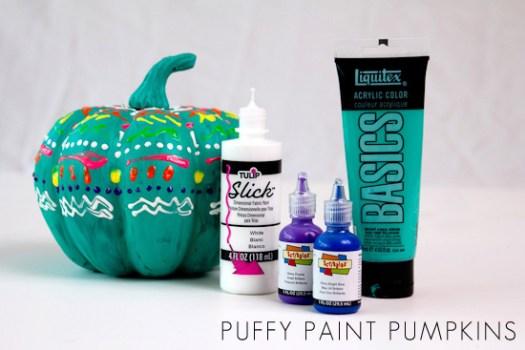 PUFFY-PAINT-PUMPKINS