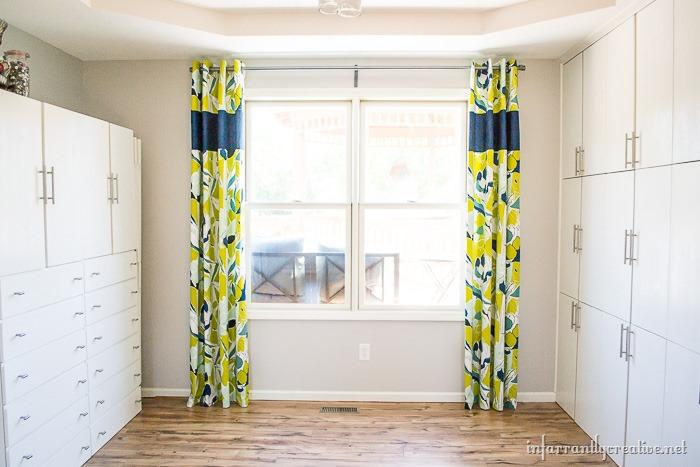 curtain-hemming