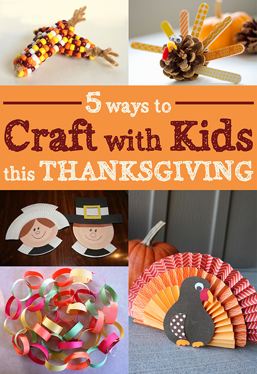 5Ways_CraftKidsThanksgiving_Pinterest