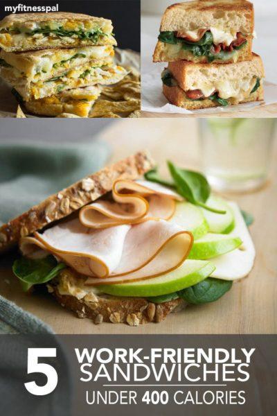 5-Work-Friendly-Sandwiches-Under-400-Calories