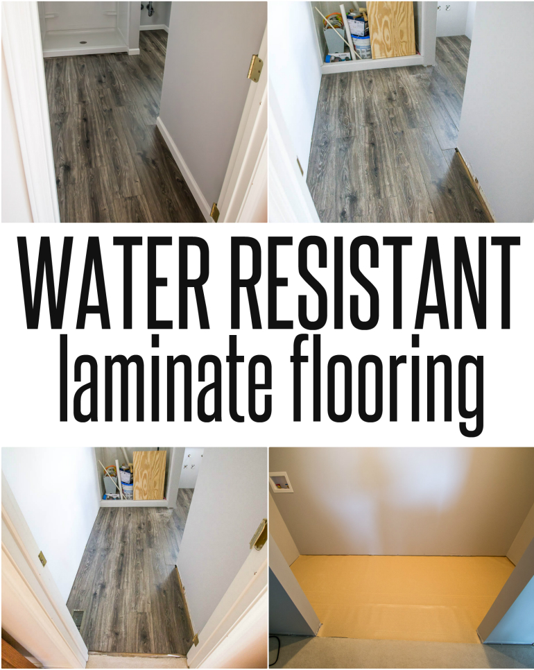 Water Resitant Laminate Flooring